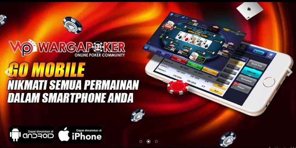 Situs Poker Online Menguntungkan Wargapoker Bisa Anda Nikmati Sekarang!