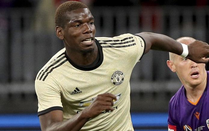 Real Madrid Tertarik Mendatangkan Paul Pogba Dari Manchrester United