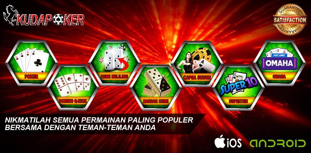 Tips Untuk Bermain Idn Poker Online Di KudaPoker Anti Kalah