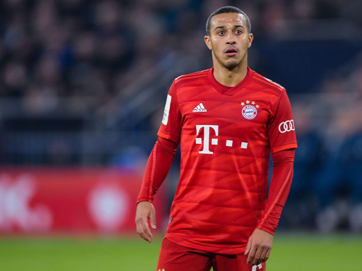 Liverpool Dan Juga Thiago telah DIlaporkan Jika  Sudah Deal Mengikat Kontraknya