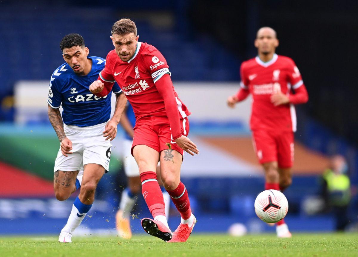 Everton VS Liverpool Selesai Dengan Score 2-2