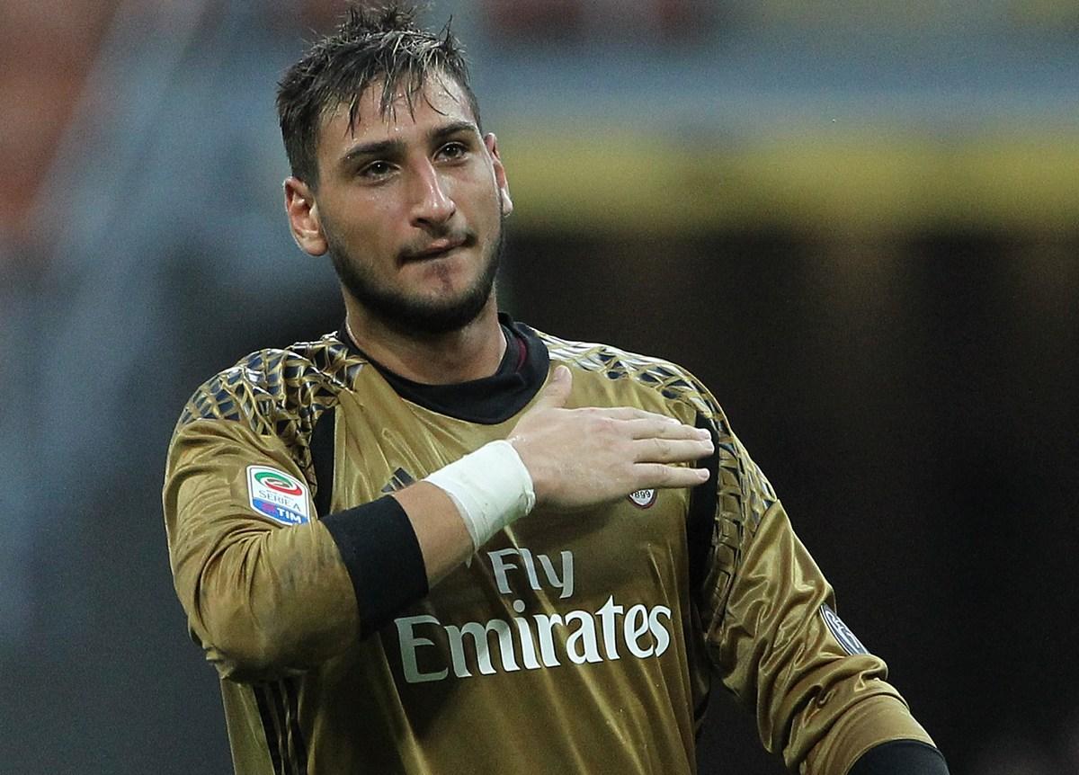 Milan vs Inter , Gianluigi Donnarumma Telah Menargetkan 3 poin