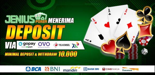 Poker Online Bisa Anda Nikmati Bersama Kami