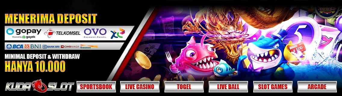 Situs Game Slot Online Resmi Di Indonesia Kudaslot